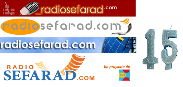 ¡Feliz 15º cumpleaños, Radio Sefarad!
