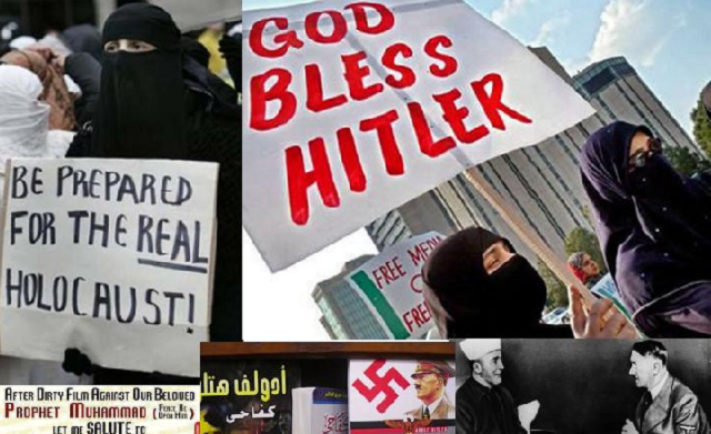 La judeofobia islámica, por Bryan Acuña