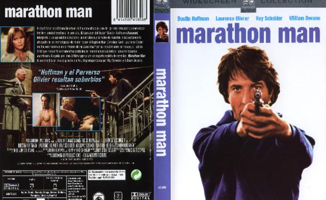 """Marathon Man"" (1976), John Schlesinger (EE.UU.)"
