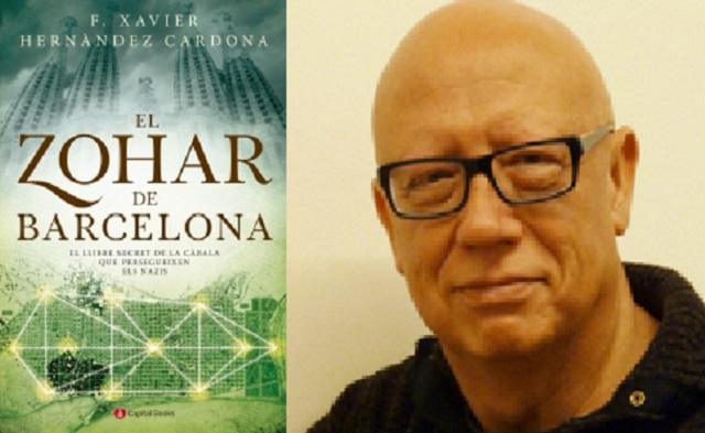 """""""El Zohar de Barcelona"""", con su autor Francesc Xavier Hernàndez Cardona"""
