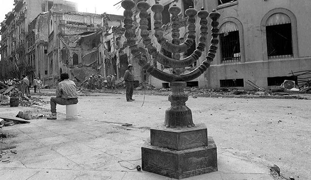 No fue azar. 24 años del atentado contra la Embajada de Israel en BsAs, con Gustavo Efron