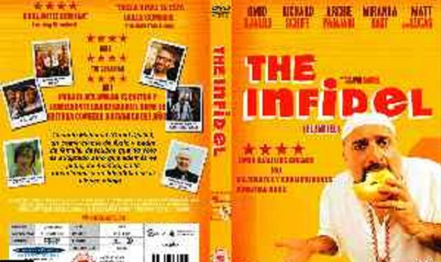 """The Infidel"" (2010), de Josh Appignanesi (Reino Unido)"