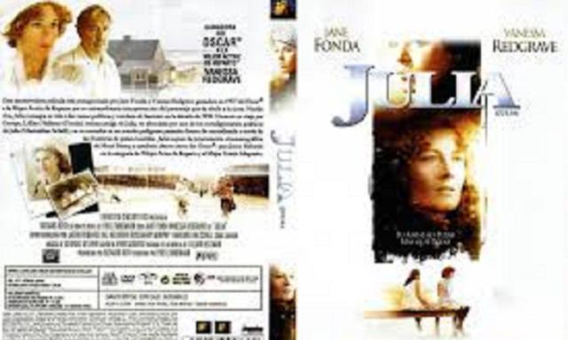 """""""Julia"""" (1977), de Fred Zinnemann (EE.UU.)"""