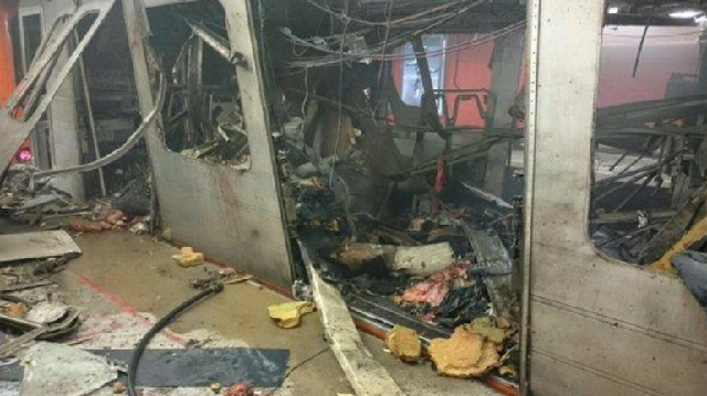 Bruselas en el mapa del terror, con Talia Goldstein