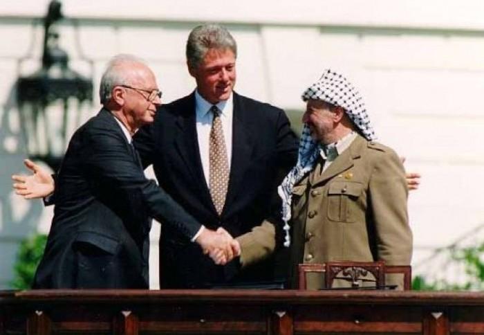 ¿A quién le importan los Acuerdos de Oslo?