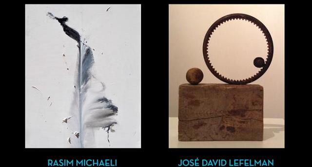 Sensaciones, con sus autores Rasim Michaeli y José David Lefelman