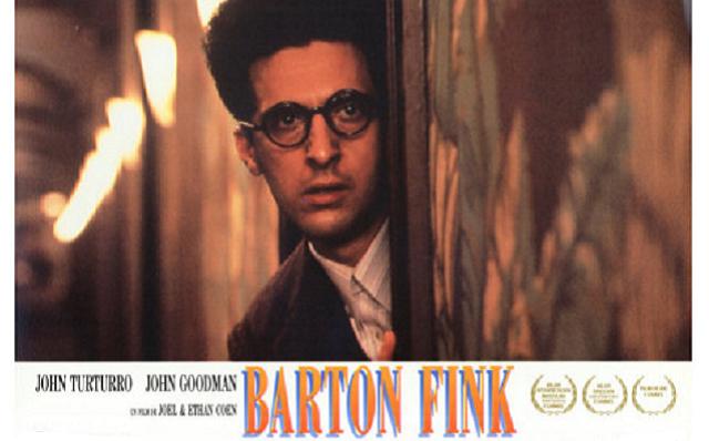 """""""Barton Fink"""" (1991), de Ethan Coen y Joel Coen (EE.UU.)"""