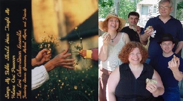 Las canciones de Pésaj (en ídish) que mi abuela no me enseñó, con el Lori Cahan Ensemble