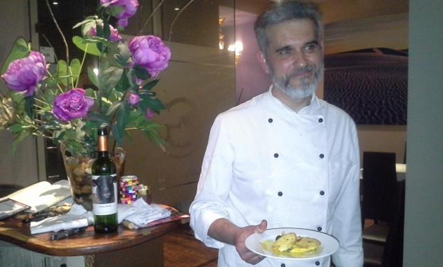 Las jornadas sefardíes del cocinero Juan Carlos Peñas