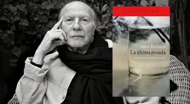"""""""La última posada"""", el testamento literario de Imre Kertész Z""""L, con su traductor Adan Kovacsics"""
