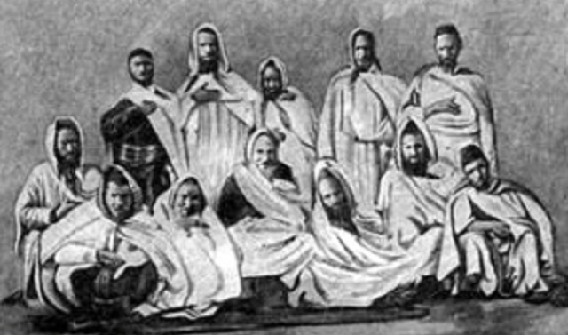 Los judíos de Oriente (11ª parte): la muy antigua historia de los judíos del norte de África