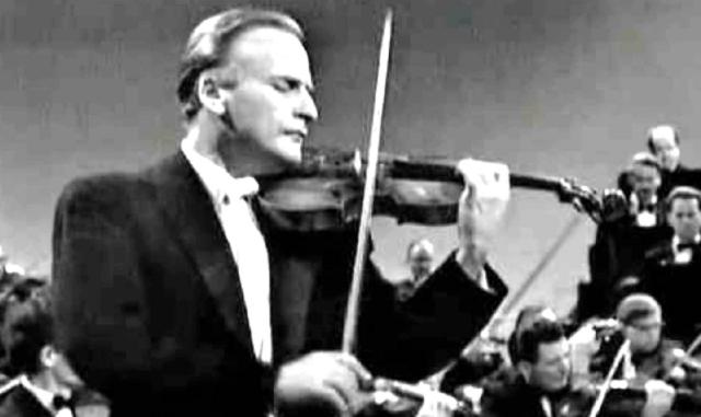 Homenaje a Yehudi Menuhin en su centenario, con Francisco Montalvo… y Beethoven