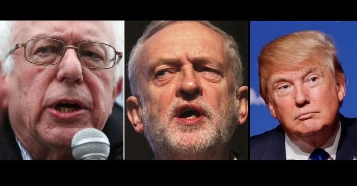 Los medios y los nuevos rostros de la política