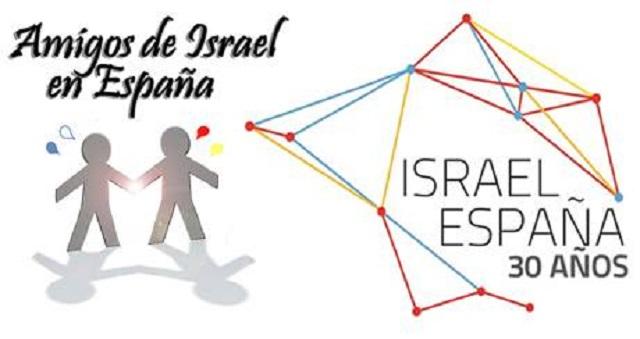 Presentación de la asociación Amigos de Israel en España (Centro Sefarad – Israel, Madrid, 30/5/2016)