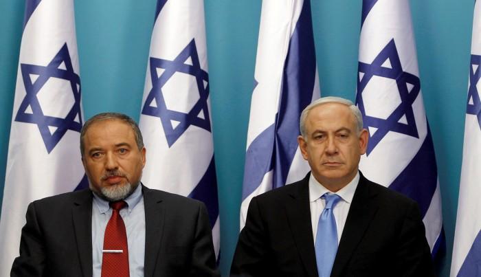 La derecha de la derecha de la derecha de Israel (según los medios)