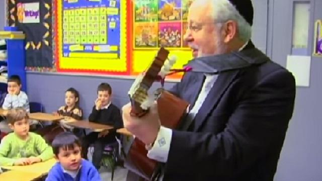 Shimón Kugel: de Eurovisión a los niguním jasídicos