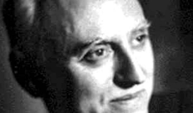 """Victor de Sabata, compositor de """"Las mil y una noches"""""""