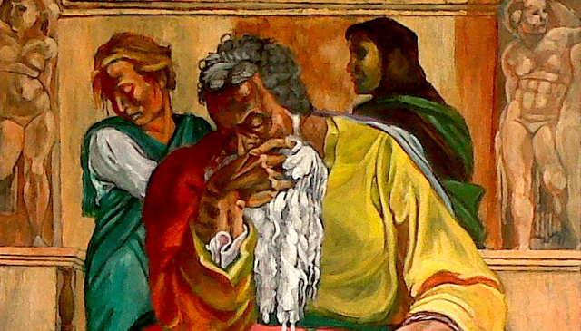 Me llamo como el profeta (VII): Jeremías
