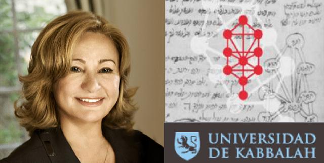 La kabalá como luz para todo el mundo, con Karen Berg, directora espiritual del Kabbalah Center International