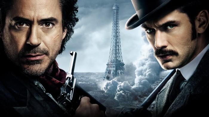 """""""Sherlock Holmes"""": címbalos, banjos y un piano roto"""