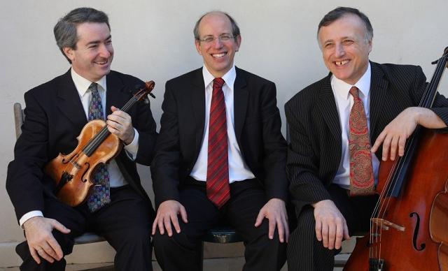 El Trio Shaham Erez Wallfisch toca Arensky