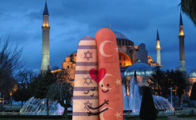 Israel se duele con Turquía
