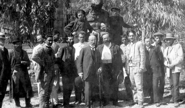 Ajad Ha'am: el sionismo espiritual o la reconstrucción del pueblo judío