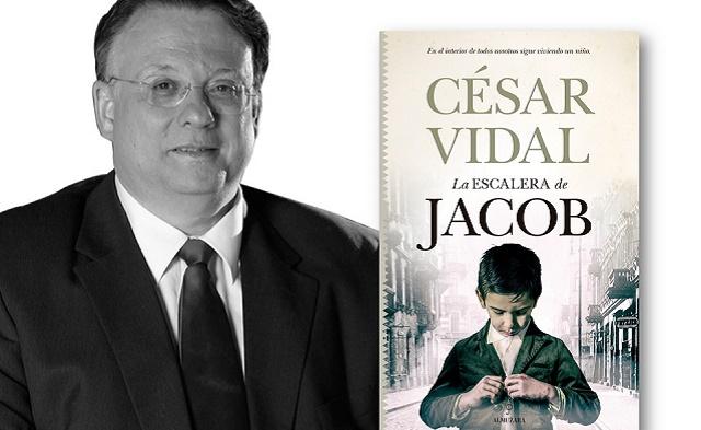 La escalera de jacob con su autor c sar vidal radio for La escalera de jacob