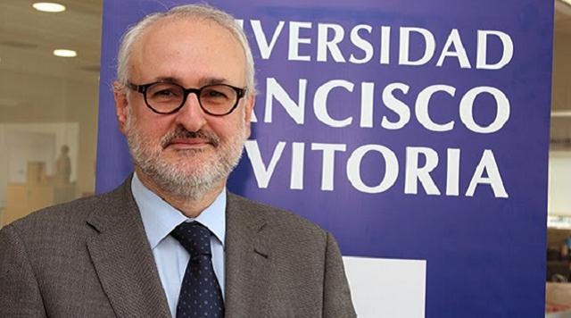 """La crisis del Islam"" con Florentino Portero (Universidad Francisco de Vitoria, Madrid, 12/3/2015)"