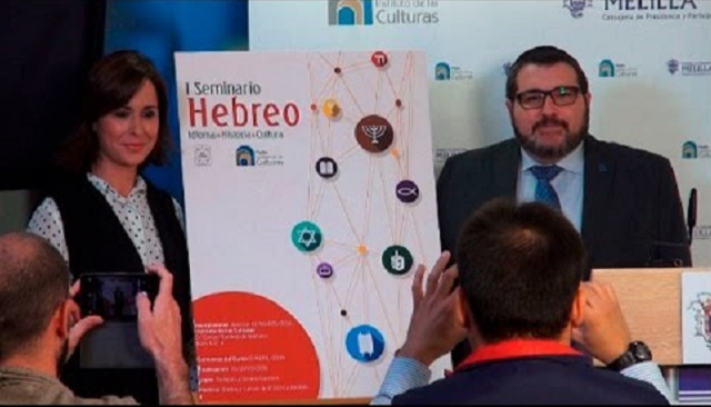 Comunicar el judaísmo en Melilla, con Mordejay Guahnich