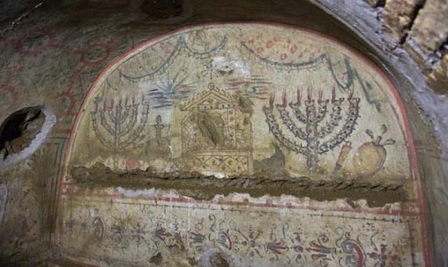 Los judíos de Italia (3ª parte): las catacumbas