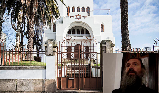 Éxito de la ley de nacionalidad portuguesa para descendientes de sefardíes, con Daniel Litvak, rabino de la comunidad de Oporto