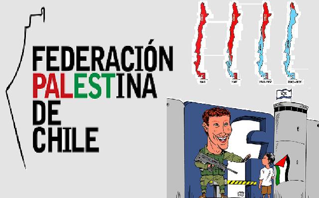 Palestinos en Chile: palabras que queman