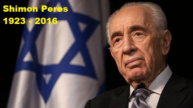 Shimon Peres: el último de la generación de los fundadores