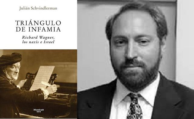 """Presentación del libro """"Triángulo de infamia: Richard Wagner, los nazis e Israel"""" de Julián Schvindlerman (Universidad ORT, Uruguay, 20/5/2014)"""