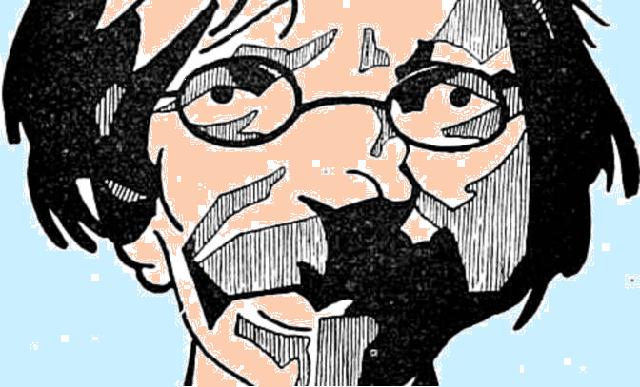 Sholem Aleijem: abanderado del ídish, con Maximiliano Diel
