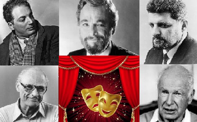 Los judíos en el teatro