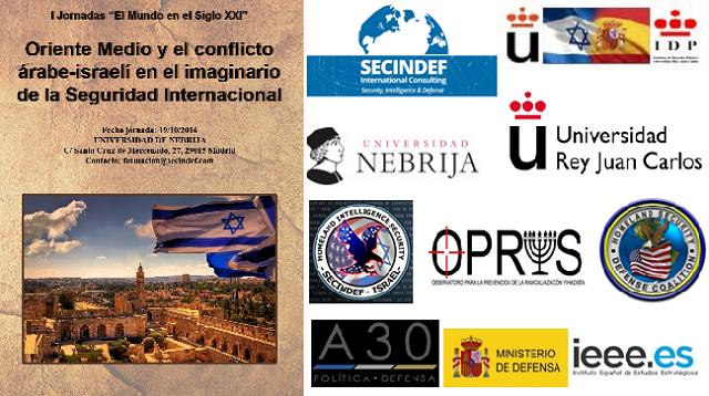 Oriente Medio y el conflicto árabe-israelí en el imaginario de la Seguridad Internacional, con Marta González Isidoro
