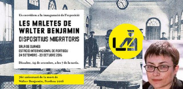 Walter Benjamin: coloquios y maletas, con Pilar Parcerisas