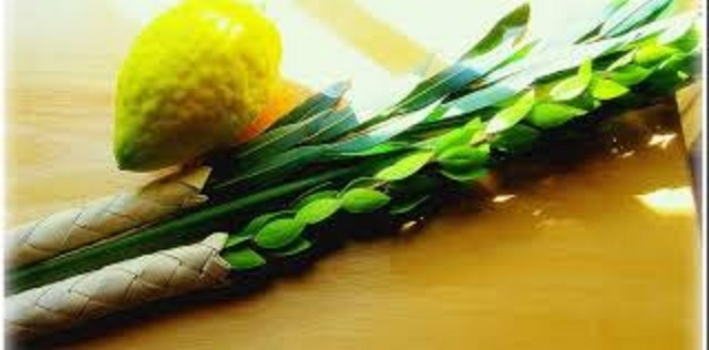 Sukkot: Some Traditions and a Story