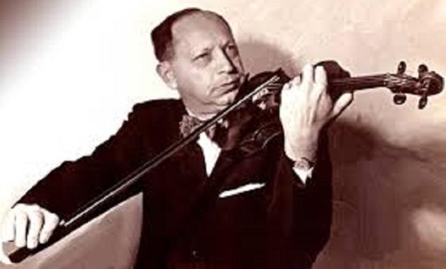 Erez Ofer interpreta el Concierto para violín de Josef Kaminski