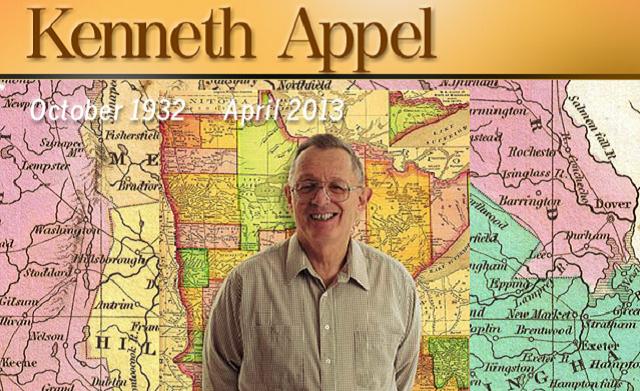 Kenneth Appel y el Teorema de los Cuatro Colores