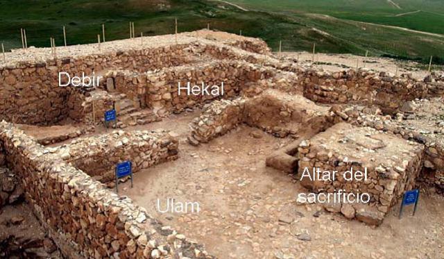 Arad, ciudad bíblica (2ª parte)