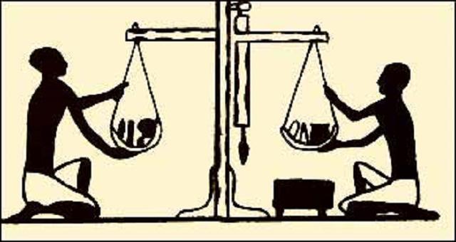 Pesos y medidas en el antiguo mundo hebreo