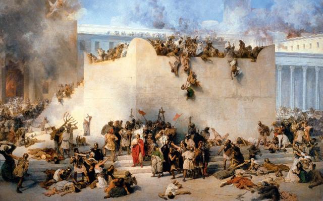¡Luchando por Jerusalén!