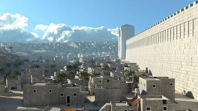 La Jerusalén bíblica al alcance de tus ojos: probamos una app de Realidad Virtual