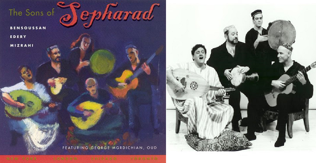 The Sons of Sepharad: nuestros tres tenores