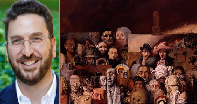 Definiendo el desastre: holocausto, genocidio o limpieza étnica, con Alex Baer