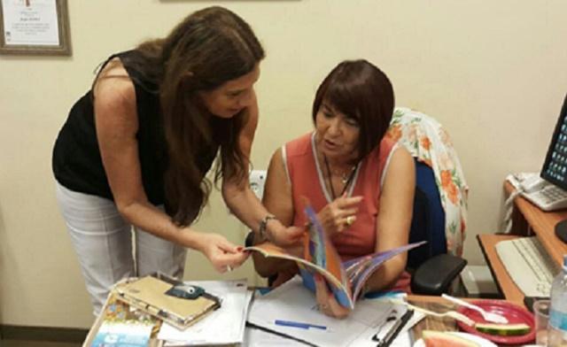 """""""Seminario formativo para educadores de jardines de infancia"""", con Nora Dibner y Mijla Shahar"""