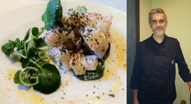 Cocina de Jerusalén… en Madrid, con el chef Juan Carlos Peñas